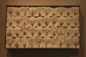 Kvindelig kønsdel sex-kunst
